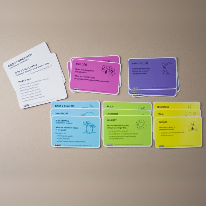 Project Journey Cards