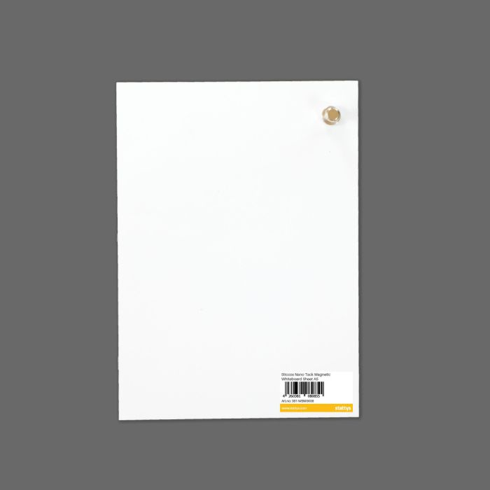 Sticcos Nano Tack Magnetic Whiteboard Sheet - selectable sizes