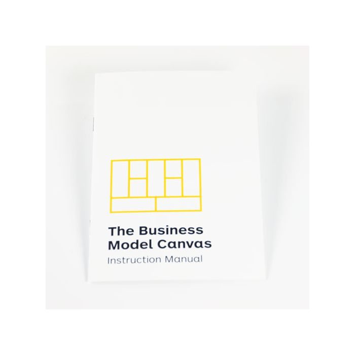 The Business Model Canvas Instruction Manual