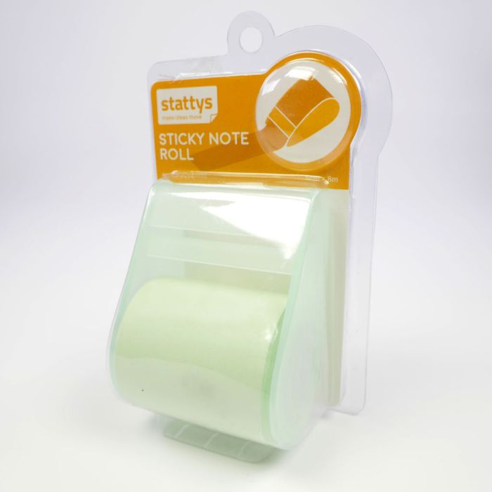 Sticky Notes Roll green