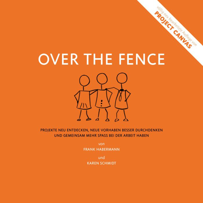 Over the Fence - das Buch (Front)