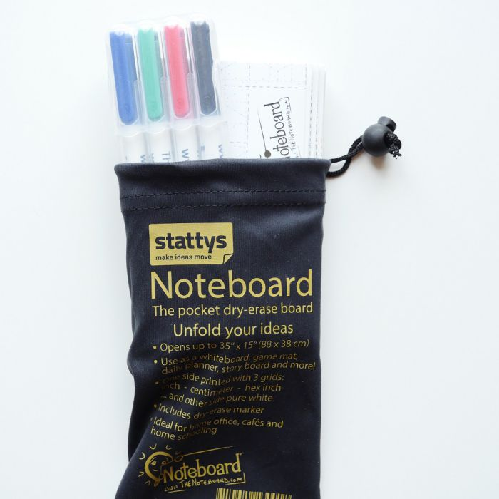 Noteboard, whiteboard, gadget, office, business, visuall planning, foldable, whiteboard marker, coach