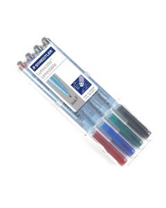 Lumocolor correctable selection, F nib