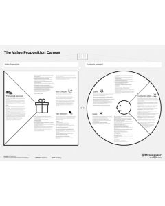 Value Proposition Canvas with trigger questions (EN)