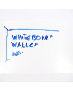 Whiteboard Wallcovering Sample A5
